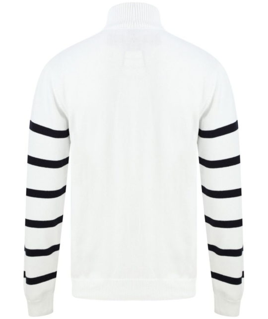 Dahlin White Zip 3