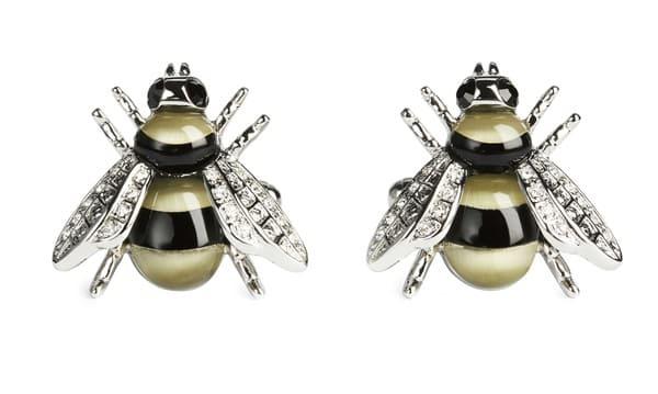 Simon Carter Darwin Bee Cufflinks 1