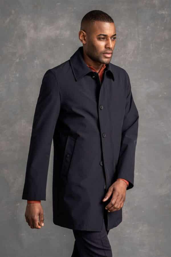 Johnsson Coat 210 Navy 71176567 210 List Large