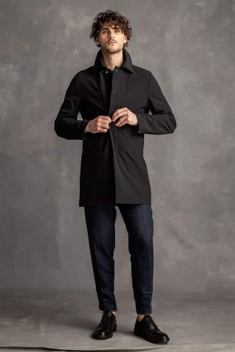 Johnsson Coat 310 Black 71176567 310 List Normal