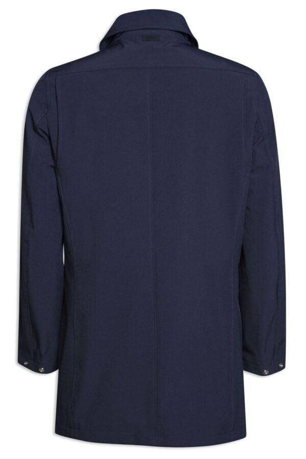 Johnsson Coat Blue 71176567 210 Back Large